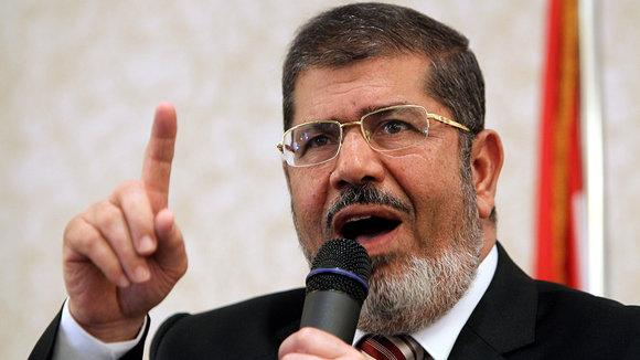 Mohammed Mursi (photo: dpa)