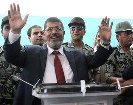 Mohammed Morsi (photo: dpa)