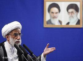 Ahmad Jannati (photo: AP)