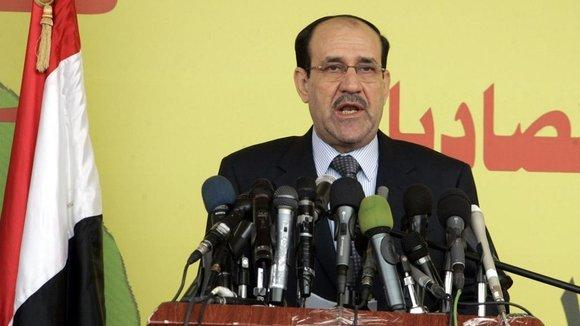 Iraqi prime minister Nuri al-Maliki (photo: dpa)