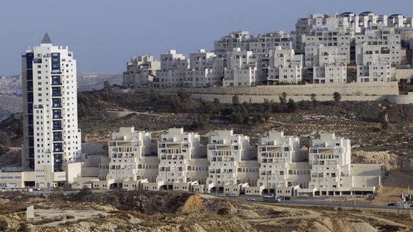 The Israeli settlement of Har Homa in Eastern Jerusalem (photo: dpa)