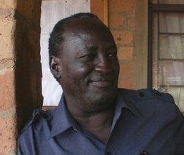 الأستاذ الدكتور ألفريد سبيت لوكوجي من جامعة جوبا الصورة خاص