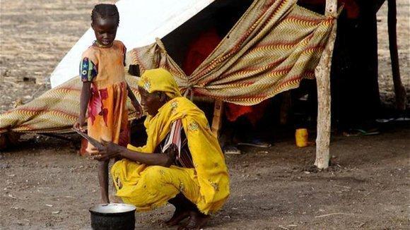 Refugee camp Jamam (photo: Jared Ferrie)