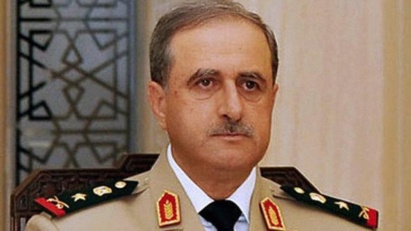 وزير الدفاع السوري المغتال  راجحة الصورة رويتر