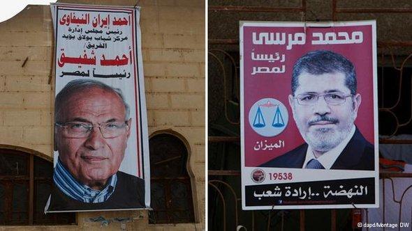 محمد مرسي من مرشح احتياط إلى أول رئيس للجمهورية الثانية