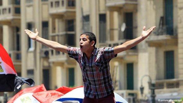 شارع مصري محتقن