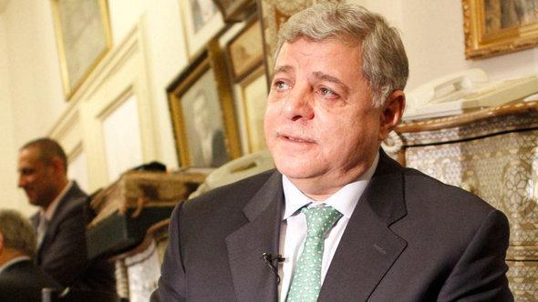 رئيس الوزراء الأردني السابق الخصاونة ا ب