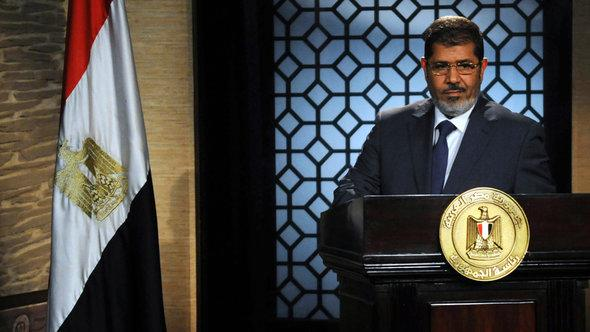 Mohammed Mursi (Photo: Reuters)