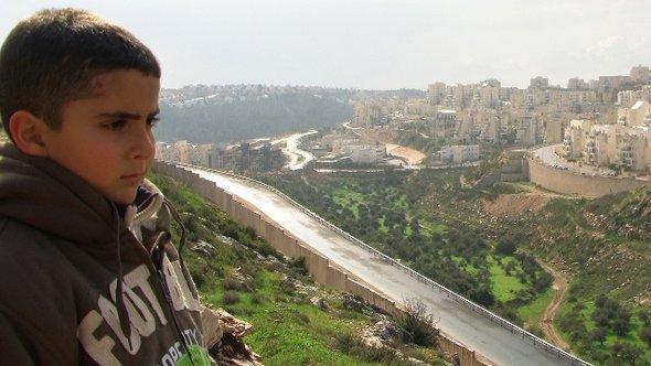 الفيلم الفلسطيني الاسرائيلي