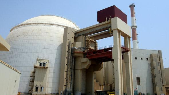 Nuclear power plant in Bushehr (photo: Getty Images)