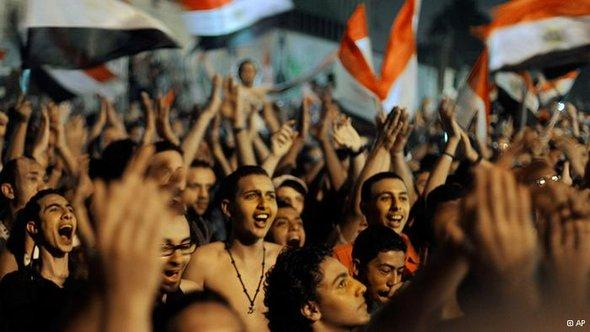 ميدان التحرير قلب الثورة المصرية النابض الصورة ا ب
