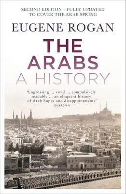Cover of Eugene Rogan's The Arabs