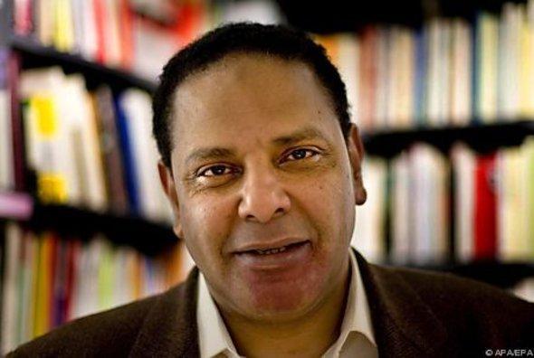 The Egyptian writer Alaa al-Aswani (photo: AP)
