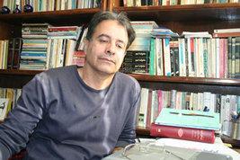 The Iranian writer Amir Hassan Cheheltan (photo: courtesy Amir Hassan Cheheltan)