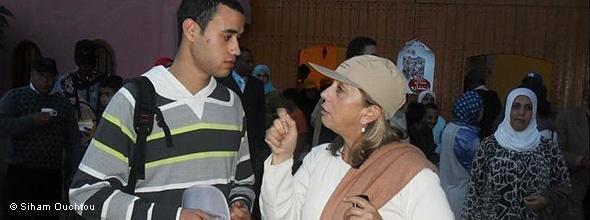 المغربية ماغي كاكون أول يهودية مرشحة للفوز بمقعد نيابي عربي