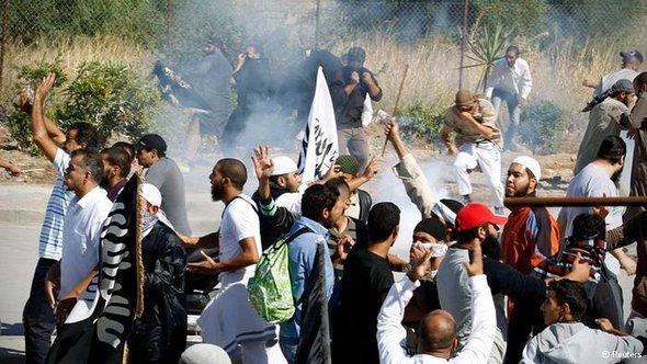احتجاجات ضد الفيلم المسيء للإسلام، رويترز