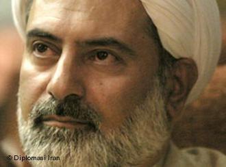 محسن كاديوار. Diplomasi Iran