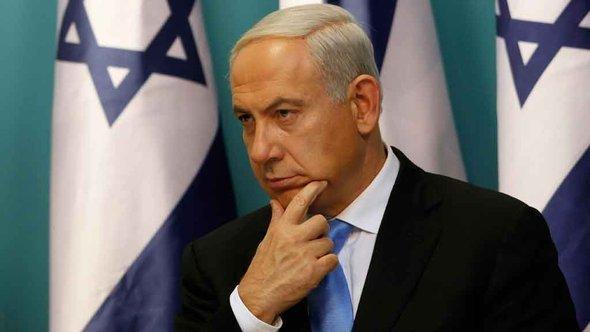 رئيس الحكومة الإسرائيلي نيتَنياهو. غيتي إميجيس