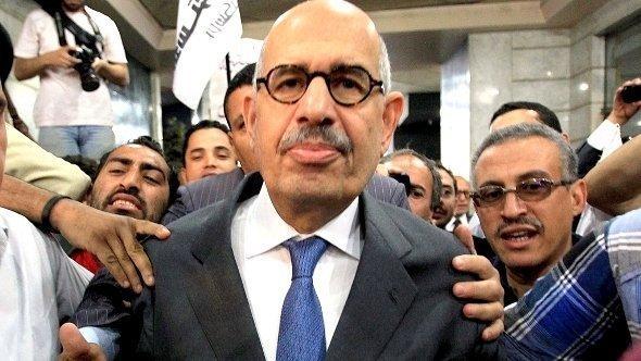 محمد البرادعي. د ب أ