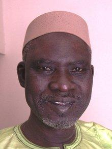 Chérif Ousmane Haidara; Foto: Charlotte Wiedemann