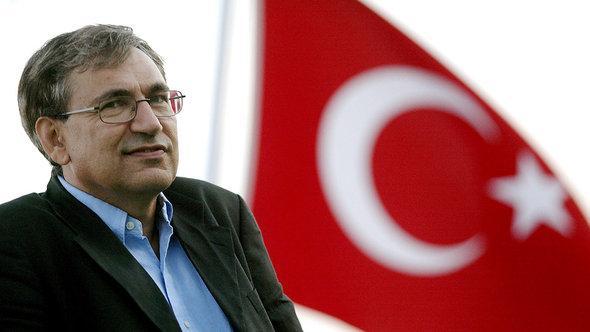 Orhan Pamuk; Foto: dpa