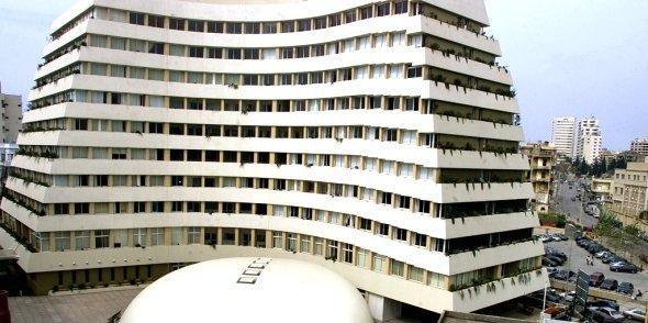 جامعة القديس يوسف في بيروت. أ ف ب