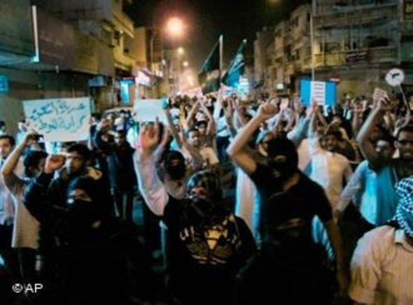 احتجاجات لمواطنين شيعة سنة 2011 في شرق السعودية