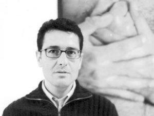 جاك برسكيان مدير البينالي الفني ومدير مؤسسة المعمل، الصورة كوراتور انترناتسونال للفن المعاصر.