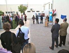 افتتاح قسم اللغة الألمانية في جامعة صلاح الدين في إربيل. DAAD