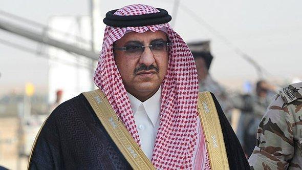 وزير الداخلية السعودي محمد بن نايف بن عبد العزيز. أ ف ب