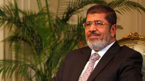 الرئيس المصري محمد مرسي. د ب أ