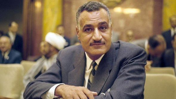 جمال عبد الناصر. د ب أ