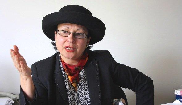الدكتورة: غيتا حوراني. قنطرة