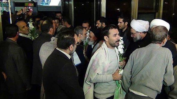 المعارضة السورية تطلق سراح 48 إيرانياً. FARS