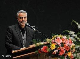 Qassem Suleimani (photo: ISNA)