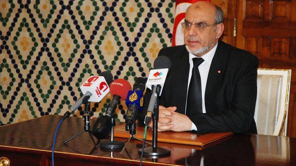 Hamadi Jebali (photo: picture alliance/ZUMA Press)