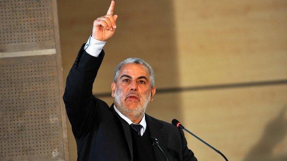 رئيس الوزراء المغربي عبد الإله بن كيران. دويتشه فيله
