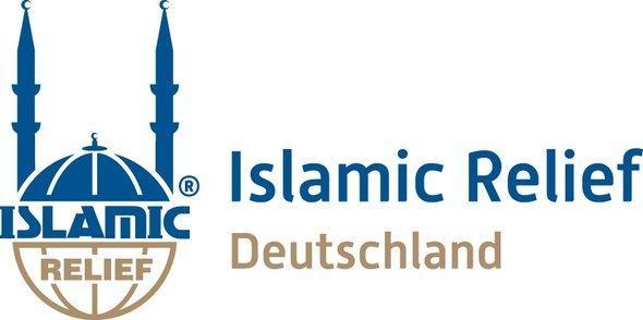 شعار جمعية الإغاثة الإسلامية. Islamic Relief