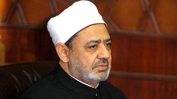 Ahmed Muhammad Ahmed el-Tayeb (photo: Reuters)