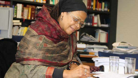 Amina Wadud (photo: Aberrahmane Ammar)