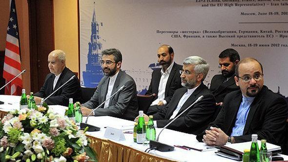 فشل المفاوضات النووية في موسكو 2012. فارس