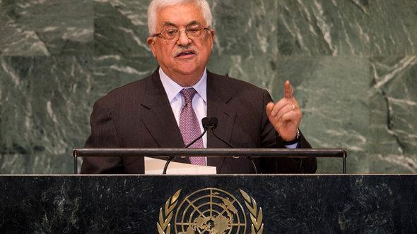 الرئيس الفلسطيني محمود عباس. أ ف ب