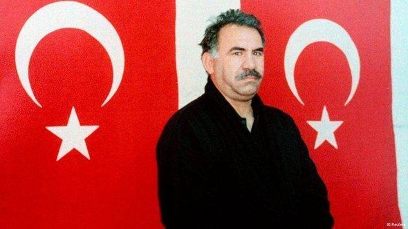 عبد الله أوجلان. رويترز