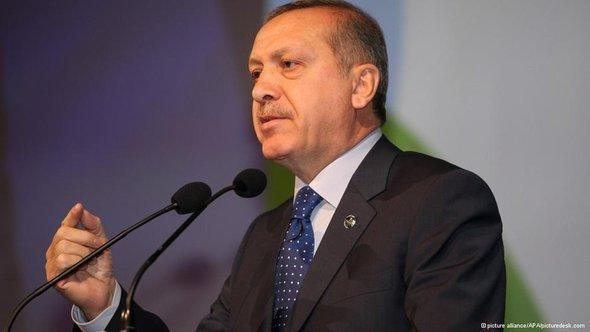 رئيس الوزراء التركي: رجب طيب إردوغان. أ ب