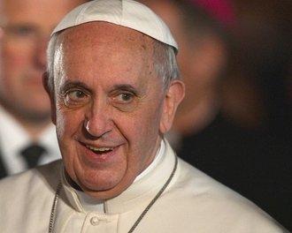 البابا فرانسيس. غيتي إميجيس