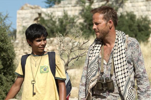 """لقطة من فيلم """"زيتون"""" للمخرج عيران ريكليس."""