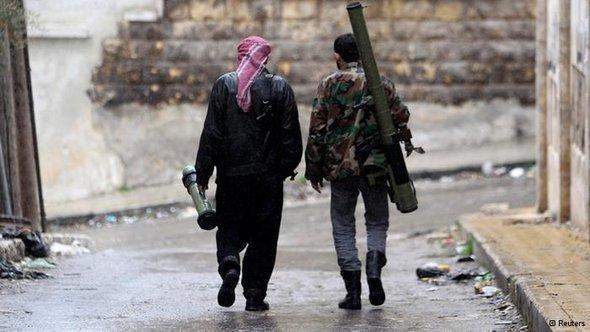 الاتحاد الأوروبي مهد الطريق لتدريب قوات المعارضة السورية