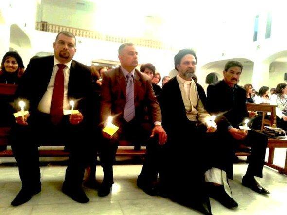 أحمد القبانجي رجل دين شيعي العراقي مثير للجدل