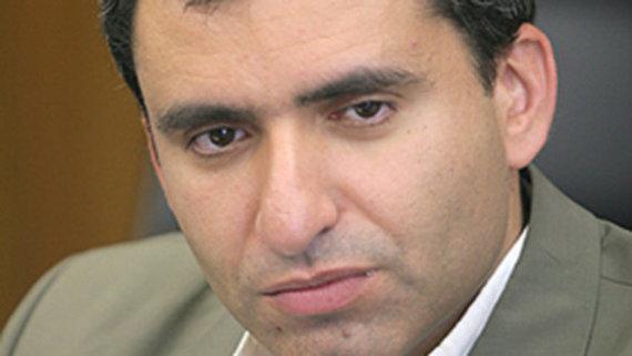 نائب وزير الخارجية الإسرائيلي زئيف إلكين . public domain