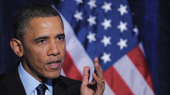الرئيس الأمريكي باراك أوباما. Getty Images